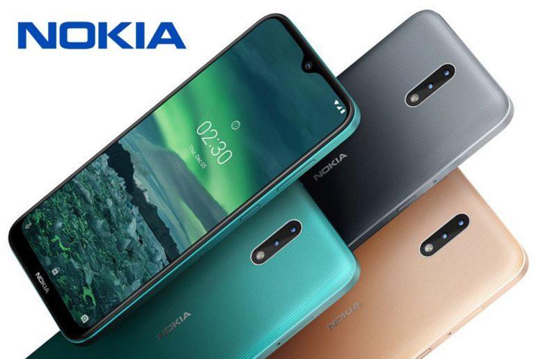 Nokia 2.3 ČR