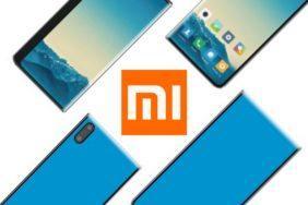 nové ohebné telefony Xiaomi