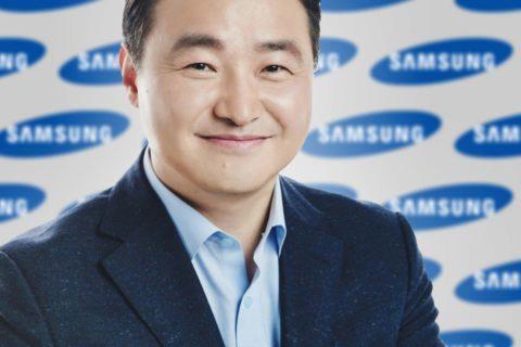 nový ředitel Samsung Roh Tae-moon