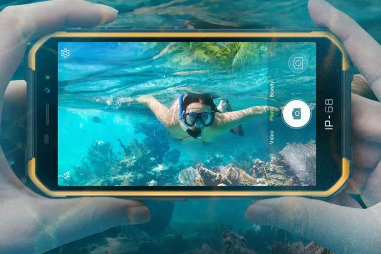 nový Ulefone ARMOR X6
