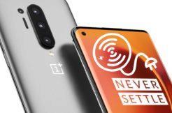 OnePlus bezdrátové nabíjení