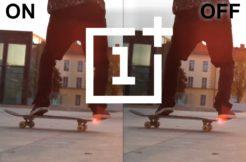 OnePlus MEMC ukázka