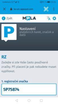 Parkování Praha - pohodlné placení parkovného