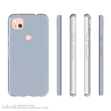 pixel 4a design