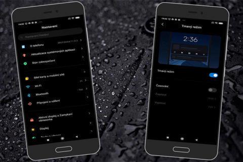 Používáte na telefonu tmavý režim? (Víkendová hlasovačka a diskuze)