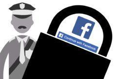 přihlašovací notifikace na Facebooku