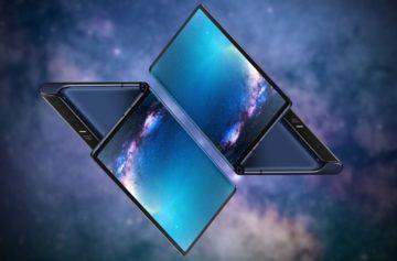 prodejnost Huawei Mate X