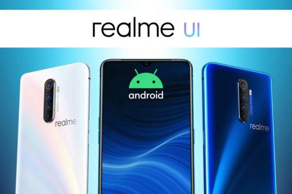 Realme UI X2 Android 10