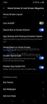 Realme UI X2 Android 10 screenshot 3