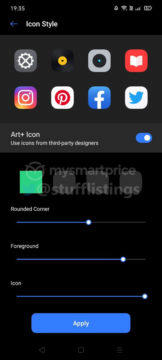 Realme UI X2 Android 10 screenshot 9