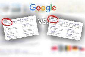 reklamy Google vyhledávání