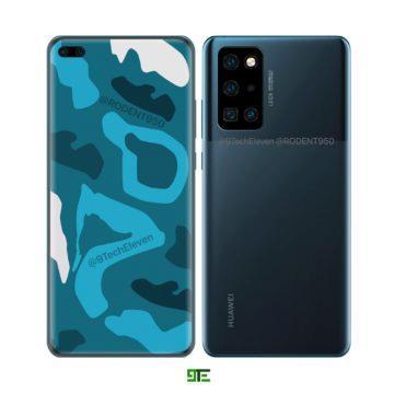 rendery Huawei P40 Pro 1