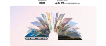 Samsung Galaxy Note10 Lite [SM-N770] 09. Memory