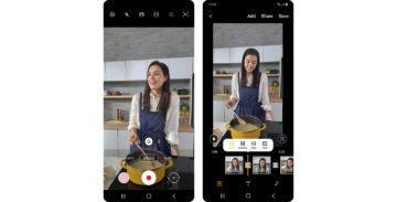 Samsung Galaxy Note10 Lite [SM-N770] 15. Video Editing