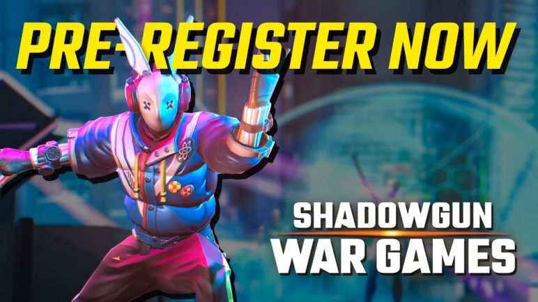 Shadowgun War Games - Gameplay Pre-registration Trailer | Android and iOS