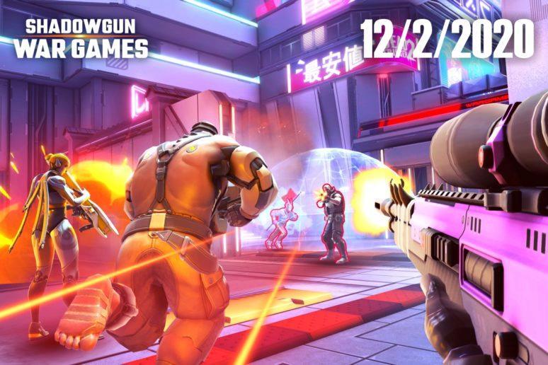 Shadowgun War Games vydání