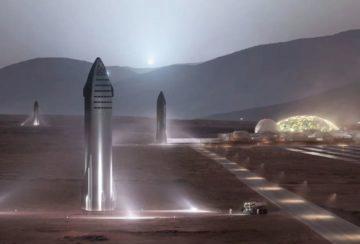 spacex kolonizace marsu elon musk