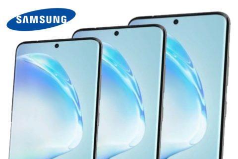 specifikace telefonů Samsung Galaxy S20