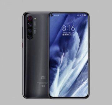 spekulativni render Xiaomi Mi 10