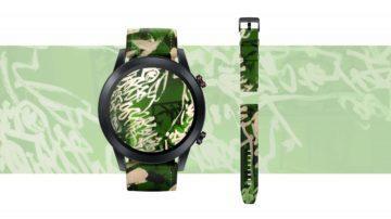 stylové chytré hodinky