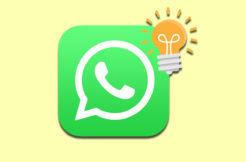 tipy whatsapp