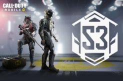 třetí sezóna Call Of Duty Mobile
