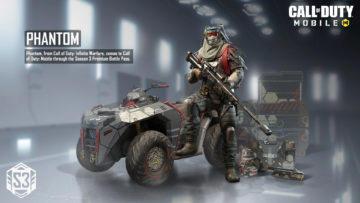 třetí sezóna Call Of Duty Mobile novinky 2