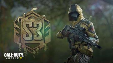 třetí sezóna Call Of Duty Mobile novinky 5