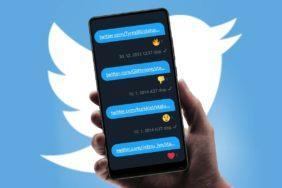 Twitter reakce zprávy emotikony