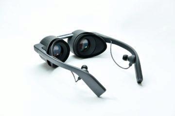 VR brýle Panasonic UHD HDR_3