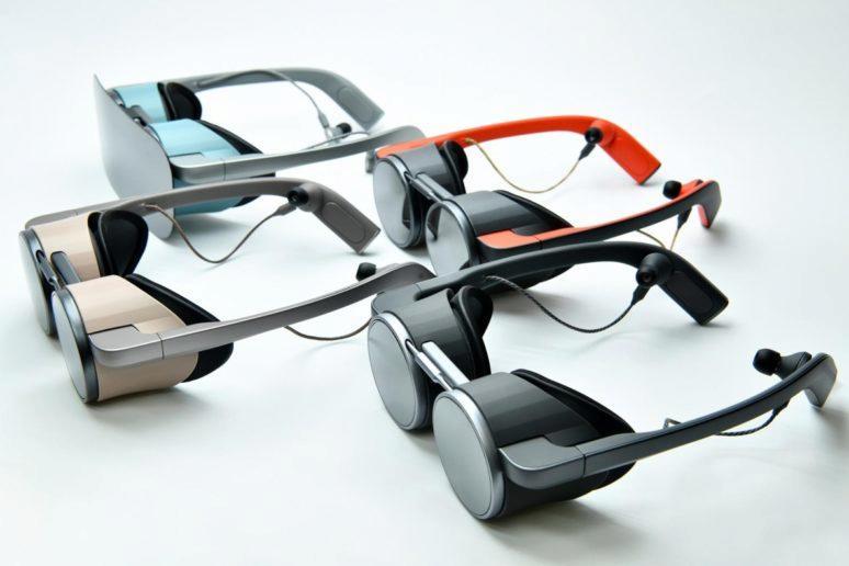 VR brýle Panasonic UHD HDR