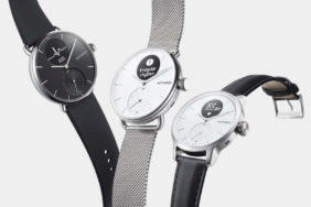 withings scanwatch predstaveni