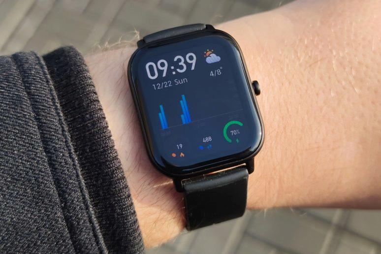 Xiaomi Amazfit GTS titul