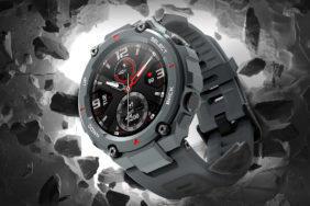 xiaomi amazfit t-rex chytre hodinky