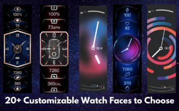 Xiaomi Huami Amazfit X varianty