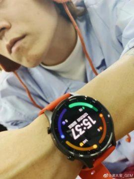 Xiaomi Mi Watch Color reálné fotky 1
