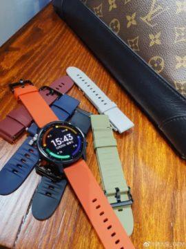 Xiaomi Mi Watch Color reálné fotky 3