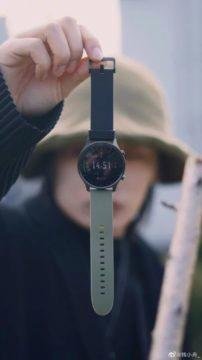 Xiaomi Mi Watch Color reálné fotky 4