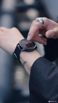 Xiaomi Mi Watch Color reálné fotky 5