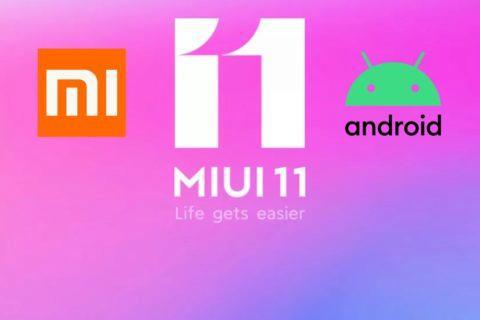 Xiaomi MIUI 11 beta Android 10