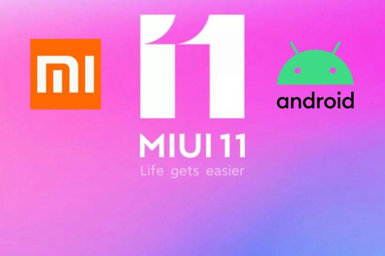 Xiaomi MIUI 11 beta Android 10