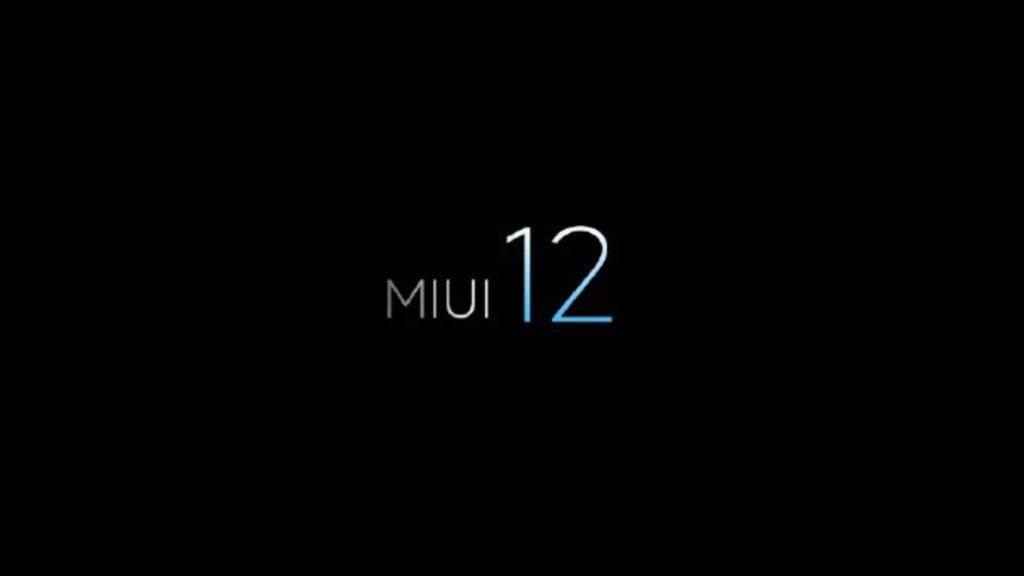 Xiaomi MIUI 12 teaser