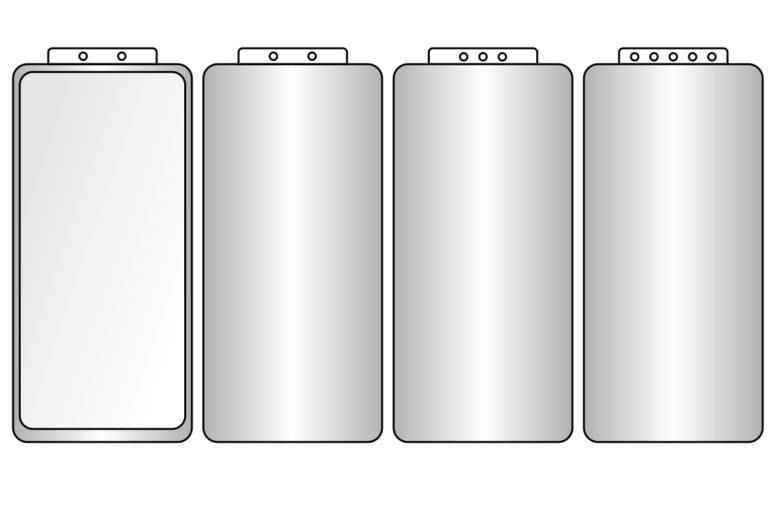 Xiaomi mobil se sedmi výsuvnými foťáky