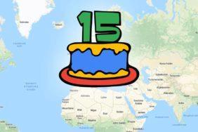 15 zajímavostí o aplikaci Google Mapy