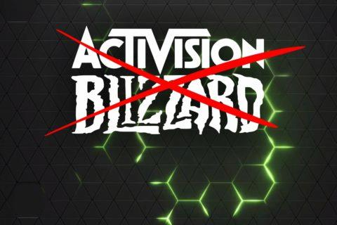 Activision Blizzard Nvidia GeForce Now