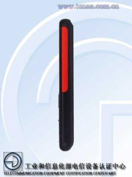 červená nokia