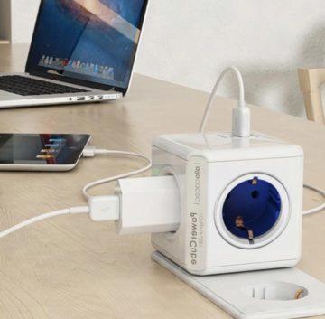Cestovní prodlužovačka SmartCube