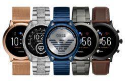 chytré hodinky Fossil Michael Kors Emporio Armani 2020