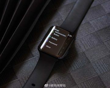 chytre hodinky oppo wear os