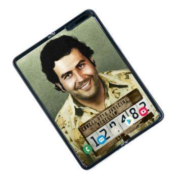 Escobar Fold 2 promo